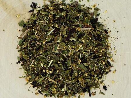 """Clean Out"" Detoxifying Herbal Tea - RootsToRemedies.com"