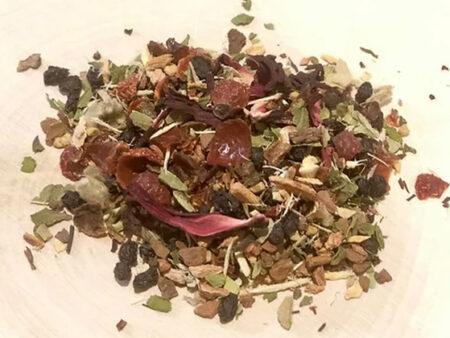 Cold War Immune Boosting Herbal Tea - RootsToRemedies.com