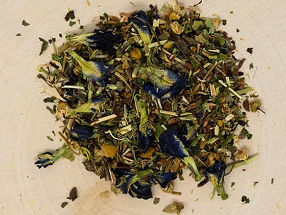"""""""Dont Worry"""" Anxiety/Stress Relief Herbal Tea - RootsToRemedies.com"""