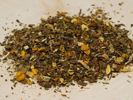 Firefighter Inflammation Reducing Herbal Tea - RootsToRemedies.com