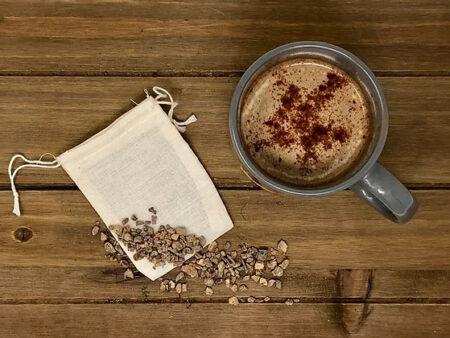 """""""Herbal Coffee"""" Roasted Tea - RootsToRemedies.com"""