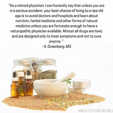 Herbal Medicine Remedies - Roots To Remedies