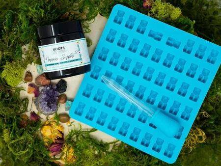 Immune Support DIY Immune Support and Vitamin C Herbal Gummy Kit - RootsToRemedies.com