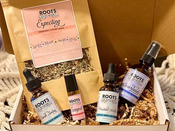 Pregnant Mama Giftset - RootsToRemedies.com