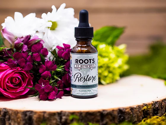 """""""Restore"""" Vaccine Detox and Pharmaceutical Detox Herbal Extract - Detox The Body And Boost The Immune System"""