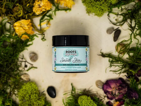 """Smooth Skin"" Skin Healing Salve - RootsToRemedies.com"