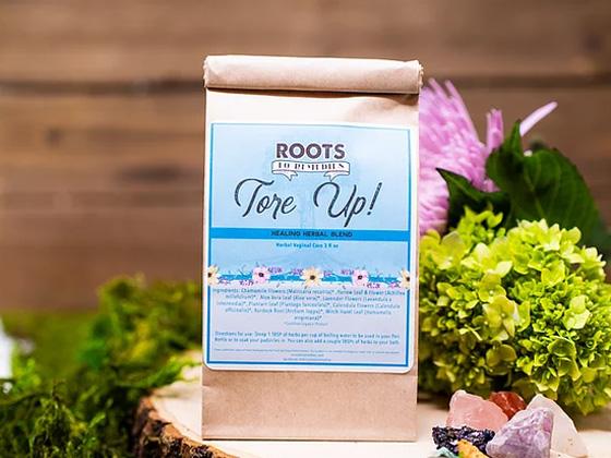 Tore Up Healing Herbal Blend - RootsToRemedies.com