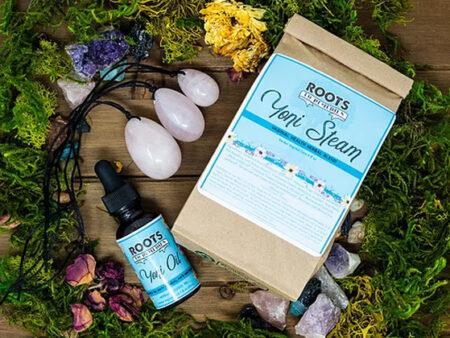 Yoni Gift Set - RootsToRemedies.com